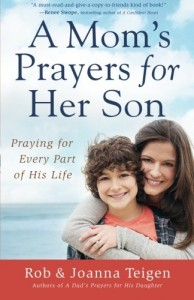 Praying For Your Son - Parenting Like Hannah