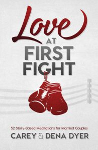 Love At First Fight - Parenting Like Hannah