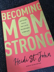 Becoming Mom Strong - Parenting Like Hannah